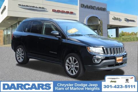 Pre-Owned 2016 Jeep Compass Sport SE Pkg Four Wheel Drive SUV