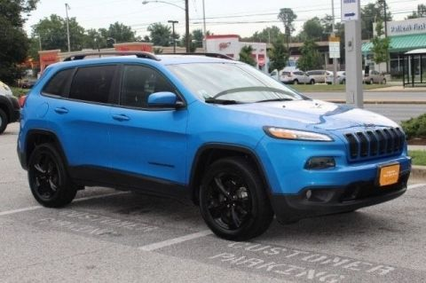 2018 Jeep Cherokee 4DR 4WD