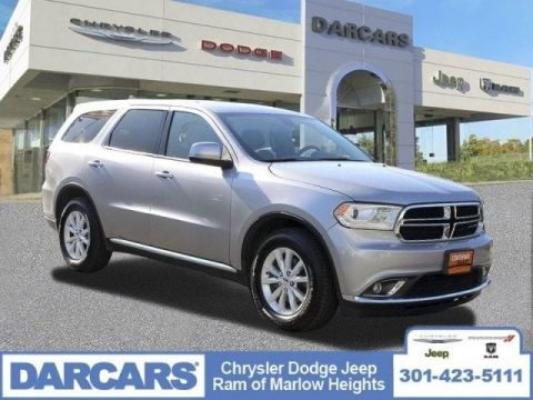 Pre-Owned 2015 Dodge Durango SXT All Wheel Drive SUV