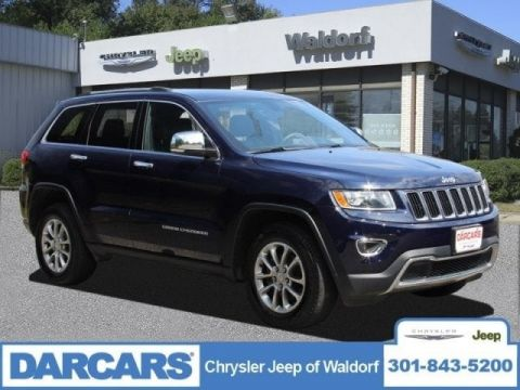 2015 Jeep Grand Cherokee 4DR 4WD LIMITED