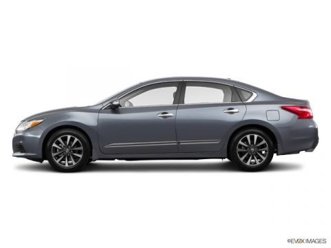 Pre-Owned 2017 Nissan Altima 2.5 SV Front Wheel Drive 4dr Car