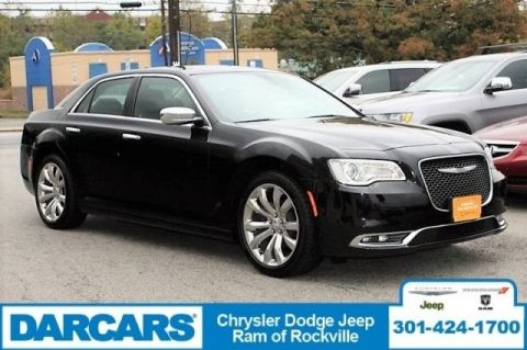 Pre-Owned 2019 Chrysler 300 Limited Rear Wheel Drive Sedan