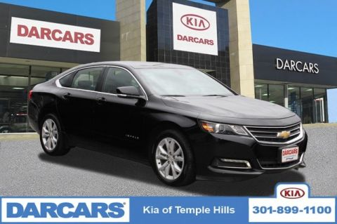 Pre-Owned 2019 Chevrolet Impala LT Front Wheel Drive 4dr Car