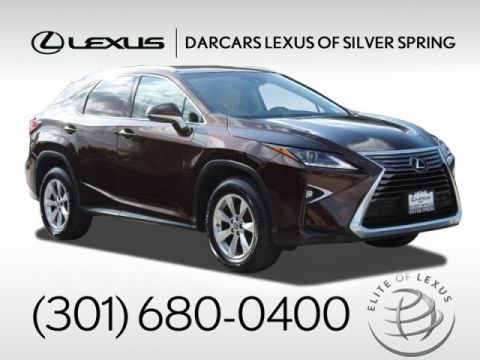 Pre-Owned 2019 Lexus RX 350 AWD Sport Utility