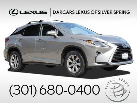 Pre-Owned 2018 Lexus RX 350 AWD Sport Utility