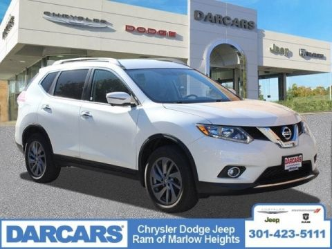 Pre-Owned 2016 Nissan Rogue SL All Wheel Drive SUV