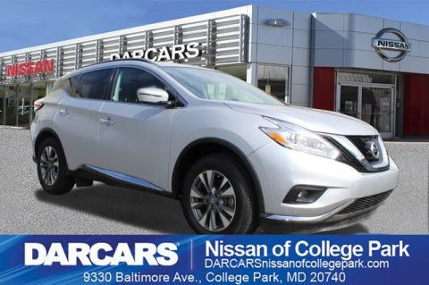 Pre-Owned 2017 Nissan Murano SV All Wheel Drive Wagon