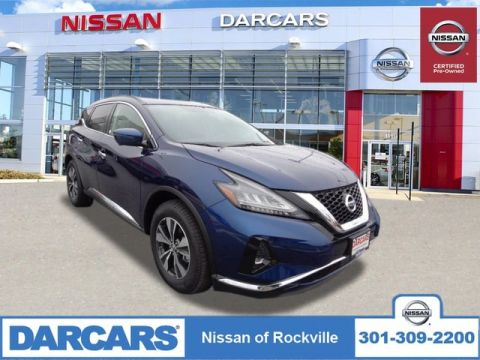 Pre-Owned 2019 Nissan Murano SV All Wheel Drive SUV