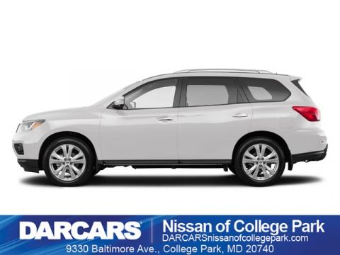 Pre-Owned 2018 Nissan Pathfinder SL Four Wheel Drive SUV