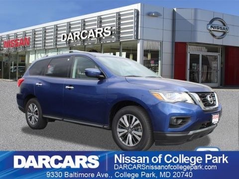 Pre-Owned 2019 Nissan Pathfinder SV Four Wheel Drive SUV