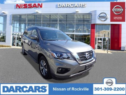 Pre-Owned 2019 Nissan Pathfinder SL,NAVI Four Wheel Drive SUV