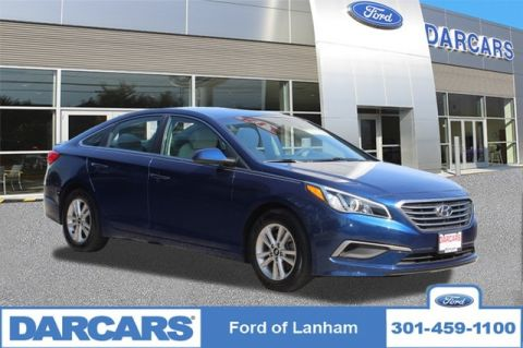Pre-Owned 2016 Hyundai Sonata 2.4L SE Front Wheel Drive Sedan