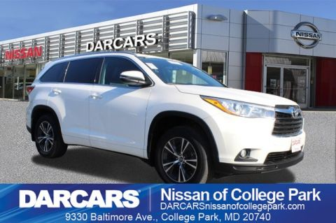 Pre-Owned 2016 Toyota Highlander XLE All Wheel Drive SUV