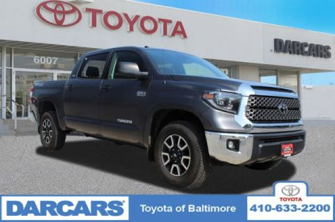 Certified Pre-Owned 2019 Toyota Tundra 4WD SR5 4WD Crew Cab Pickup