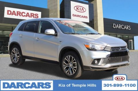 Pre-Owned 2018 Mitsubishi Outlander Sport SE 2.4 Front Wheel Drive SUV