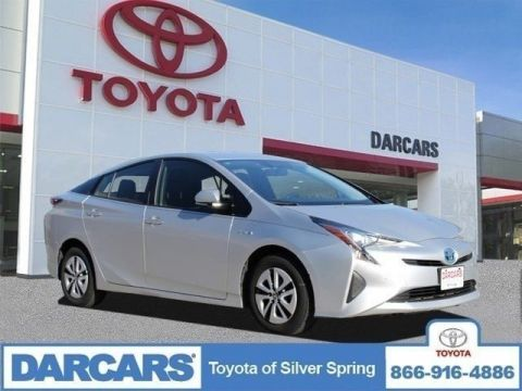 Pre-Owned 2016 Toyota Prius Three FWD Hatchback