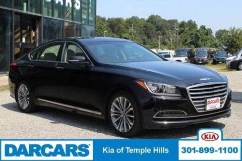 Pre-Owned 2016 Hyundai Genesis 3.8L All Wheel Drive Sedan