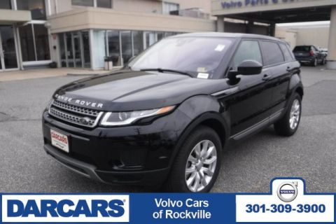 Pre-Owned 2019 Land Rover Range Rover Evoque SE Four Wheel Drive SUV