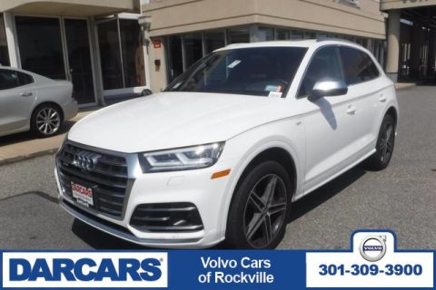 Pre-Owned 2018 Audi SQ5 Prestige All Wheel Drive SUV