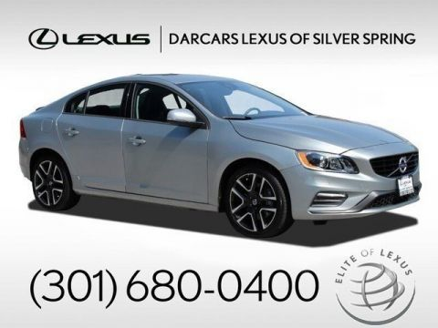 Pre-Owned 2017 Volvo S60 Dynamic AWD 4dr Car