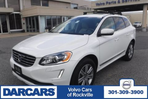 Pre-Owned 2017 Volvo XC60 T5 Inscription AWD All Wheel Drive SUV